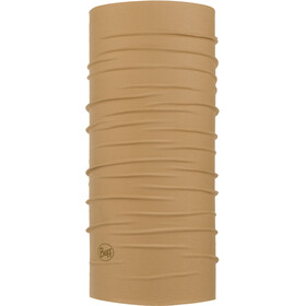 Buff Coolnet UV+ Insect Shield Neck Tube, solid toffee